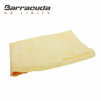 Barracuda Accessories – SPORTS TOWEL (L)Soft PVAChamois Towel, Easy dry, Chlorine-proof, Beach Pool for AdultsChildren all ages