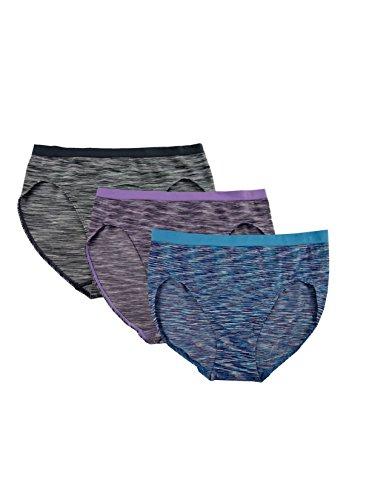 Fem Women's Seamless panties - 3 Pack - Seamless Microfiber High Cut Brief Shopping Results