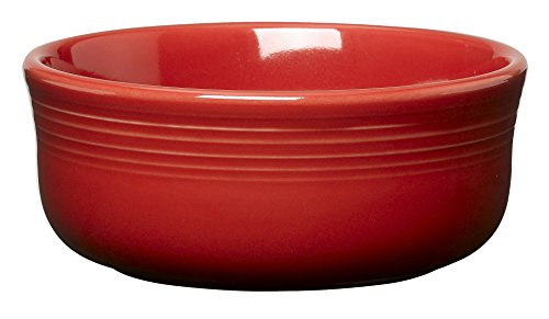 - Fiesta 22-Ounce Chowder Bowl, Scarlet