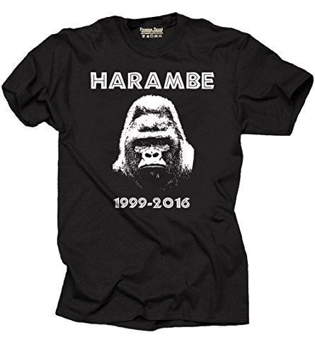 Harambe Gorilla T shirt Support Shirt