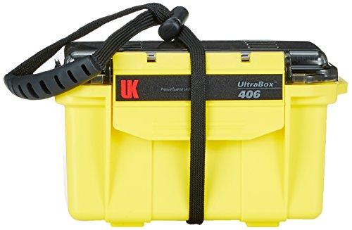 UK Lights Koffer Ultrabox 406 17 cm 1.10 Liters Gelb 219728