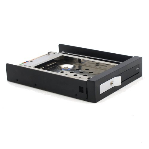 SEDNA - 3.5'' SATA Trayless Hot Swap Mobile Rack for 2.5'' SATA SSD / HDD by Sedna