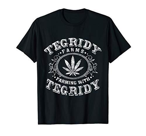 Tegrity Farms T-shirt