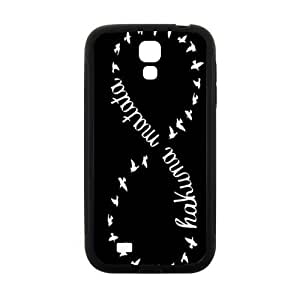 Happy HAKUNAMATATA Phone Case for Samsung Galaxy S4