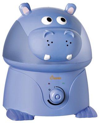 Crane Cool Mist Hippo Humidifier (Crane Hippo)