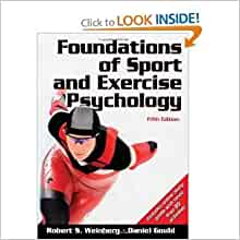 Robert Weinberg, Daniel Gould'sFoundations of Sport and ...