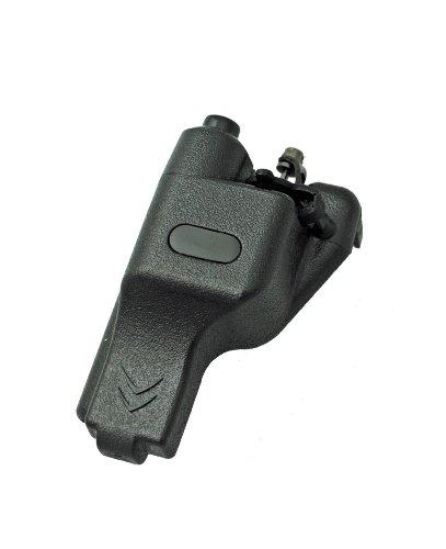 Threaded Jack - TAPaulk Audio Adaptor w/ 3.5mm Threaded Jack for Motorola XTS5000, XTS3000, HT1000 Etc. Radios AA-M3