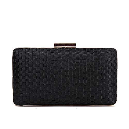 Shoulder Crossbody Bag Women's Handbag Rabbit Lovely Clutch Bag Evening Shoulder Strap Black With Bag Simple Long OfzWq1