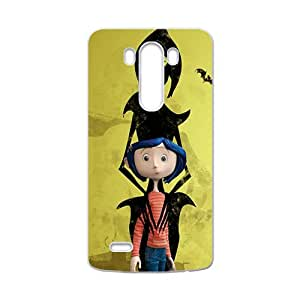 Coraline Design Pesonalized Creative Phone Case For LG G3