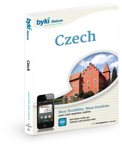 Before You Know It Czech Language Tutor 4.0 Deluxe with MP3 Audio