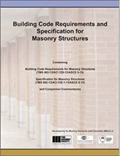 Reinforced concrete masonry construction inspectors handbook 9th tms msjc 2013 2013 masonry standard joint committees msjc book building fandeluxe Image collections