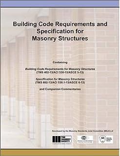 Reinforced concrete masonry construction inspectors handbook 9th tms msjc 2013 2013 masonry standard joint committees msjc book building fandeluxe Gallery