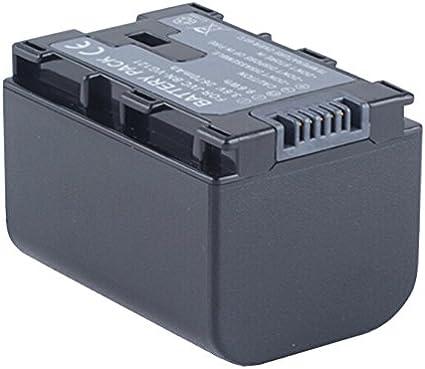 GZ-EX215 Fuente de alimentación para JVC GZ-EX210 GZ-E200