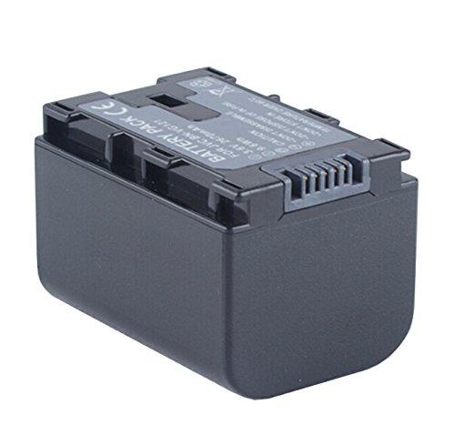 Battery Pack for JVC Everio GZ-E10, GZ-E15, GZ-E100, GZ-E105, GZ-E200, GZ-E205, GZ-E300, GZ-E305, GZ-E505, GZ-E10AU, GZ-E10BU, GZ-E10RU, GZ-E10VU, GZ-E100AU, GZ-E100BU, GZ-E100RU, GZ-E200AU, GZ-E200BU, GZ-E200RU, GZ-E300AU, GZ-E300BU, GZ-E300WU, GZ-E300RU, GZ-E505BU, GZ-E505BUS, GZ-E505BUSM Full HD Camcorder