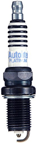 Autolite AP3923DP2 Platinum Spark Plug (Pack of 2) (2008 Audi A4 Spark Plugs compare prices)
