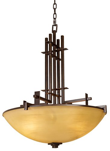 Metro Collection Four Light Pendant ()