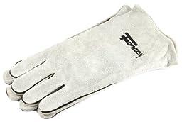 Forney 55200 Welding Gloves, Large, Grey