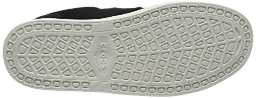 Crocs Citilane, Slippers Para Hombre Nero (Black/White)