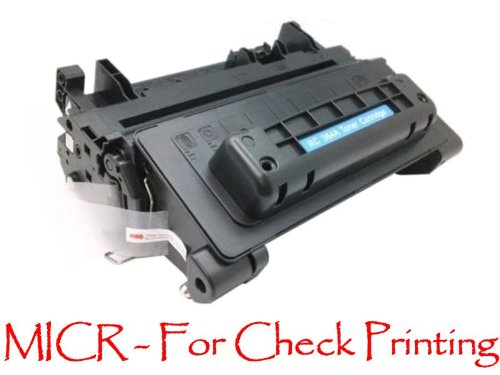 64a Compatible Micr Toner (NE IMAGE© - 1 Compatible MICR Toner Cartridge Replacement for HP CC364A (64A) for LaserJet P4014dn, P4014n, P4015dn, P4015n, P4015tn, P4015x, P4515n, P4515tn, P4515x Printers)