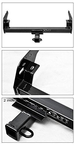 Curt Class 2 Trailer Hitch U0026 Wiring For 2004 Manual Guide
