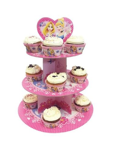 Princess Muffin Etagere