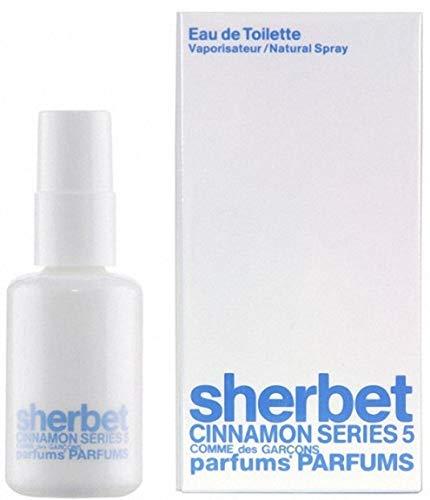 Comme des Garcons Series 5 Sherbet: Cinnamon Eau De Toilette Spray 1 oz / 30 ml New In Box.