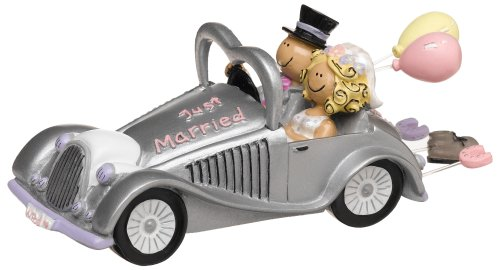 Weddingstar Wedding Get a way Car Figurine product image