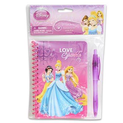 Disney Princess Stationery - 1