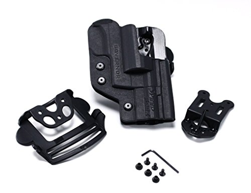 Speed Beez Outside The Waist Band Governor Tactical Revolver Holster (Fits Most Smith & Wesson Governors) IDPA and USPSA Legal