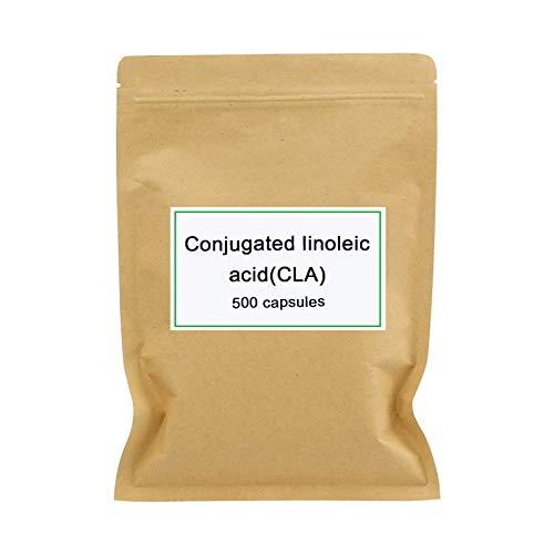 Ochoos 500pcs GMP Certified conjugated linoleic Acid, Det ox Slimming,Anti-Oxidation,Anti-Cancer,