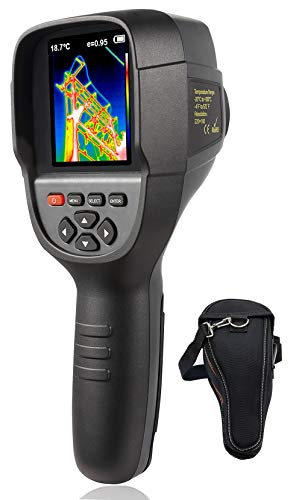 220 x 160 IR Resolution Infrared Thermal Imager, Handheld 35200