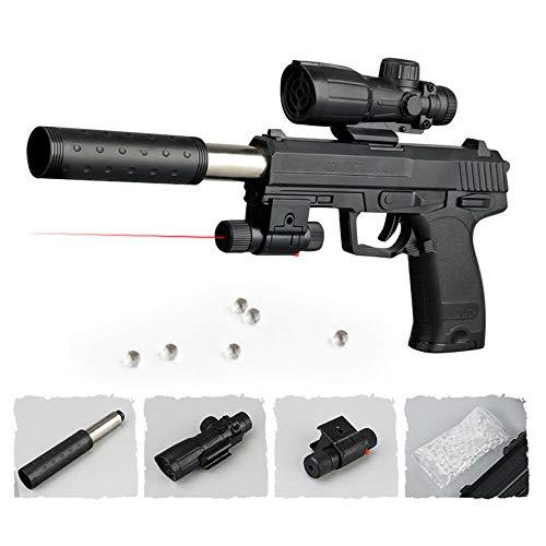 Sniper Gel Ball Weapon Kids Water Crystal Bullet Toy Gun Plastic Game Toy ()