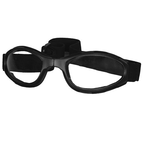 Fox Outdoor 85-512 Crossfire Small Folding Anti-Fog Goggle Clear Crossfire Folding Goggles