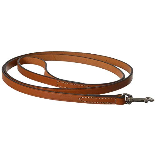 Circle T Leather Lead - Oak Tanned - 6' Long x 5/8 Wide (3 Pack)