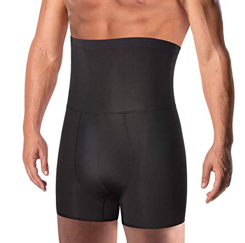 b696ec26958d3 TAILONG Men Tummy Control Shorts High Waist Slimming Underwear Body Shaper  Seamless Belly Girdle Boxer Briefs