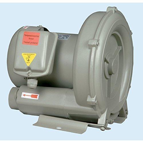 173846 220V 200W Elektrisch Motor Luftung Belufter Sauerstoff Turbo Luftung Ventilator