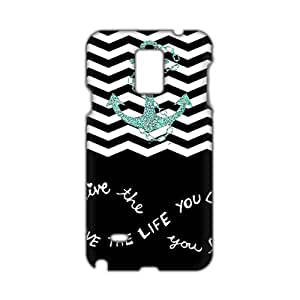 Evil-Store True religion 3D Phone Case for For Samsung Galaxy Note 3 Cover