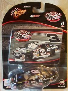 Dale Earnhardt Sr #3 Crash Car 1997 Daytona 500 Race GM GW Service 1/64 Scale Diecast RCR Museum Series 1 Sticker Edition Winners Circle ()