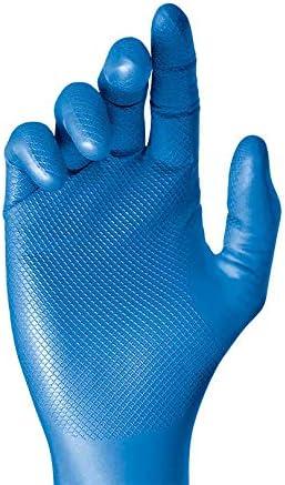JUBA Guante desech nitrilo Azul 50 und t//9