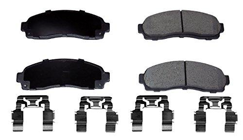 monroe-gx833-prosolution-ceramic-brake-pad