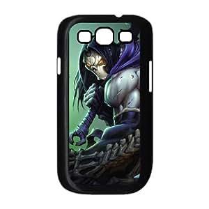 Samsung Galaxy S3 9300 Cell Phone Case Black Darksiders 004 LAJ7135043