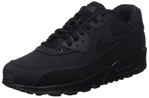 noir noir Essentiel Nike Faible Dessus Schwarz Herren Herren Air Max 90 zwxvq7T