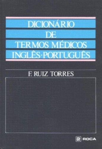 Dicionário de Termos Médicos Inglês-Português
