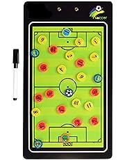 Prancheta Tática Magnética De Futebol Modelo Coach Board