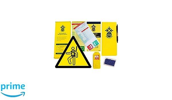 Good to Go Safety 51326 - Kit de arnés semanal: Amazon.es: Amazon.es