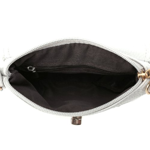 Ladies Mini SMALL Handbag Envelope Crossbody Shoulder Messenger Totes Bag Purse by Anladia (Image #3)