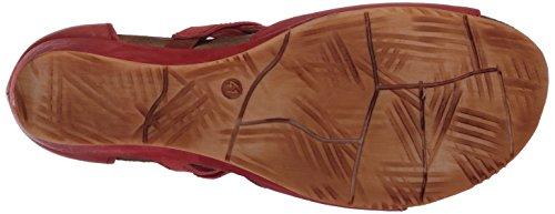 Miz Mooz Women's Maya Sandal, Tomato, 40 M EU (9-9.5 US) by Miz Mooz (Image #3)