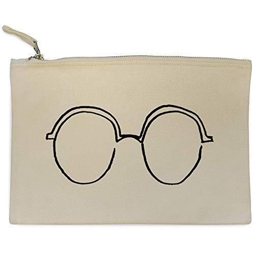 cl00014400 Embrague Case De Bolso Accesorios Azeeda 'gafas' 6OFqZC