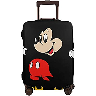 Multiple Sizes Suitcase Protector Mickey Mouse Stretch Elastic Travel Luggage Protector