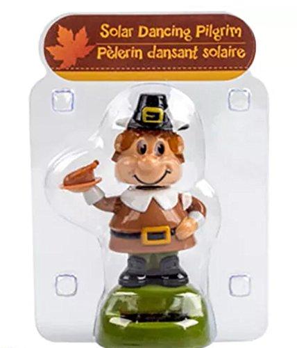 Toys & Hobbies Faithful Dancing Pumpkin Head Man Solar Power Dancing Halloween Bobble